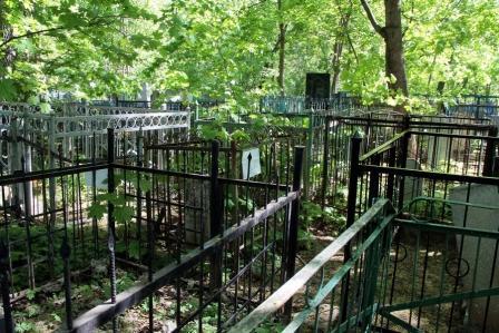 Проект благоустройства кладбищ в Казани