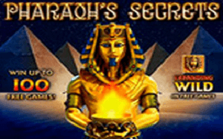 Секреты игрового автомата Pharaoh's secrets казино Вулкан