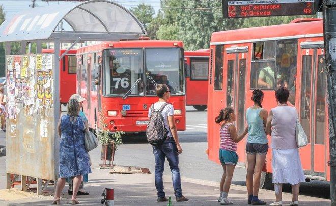 9мая вКазани поменяется схема движения автобусов