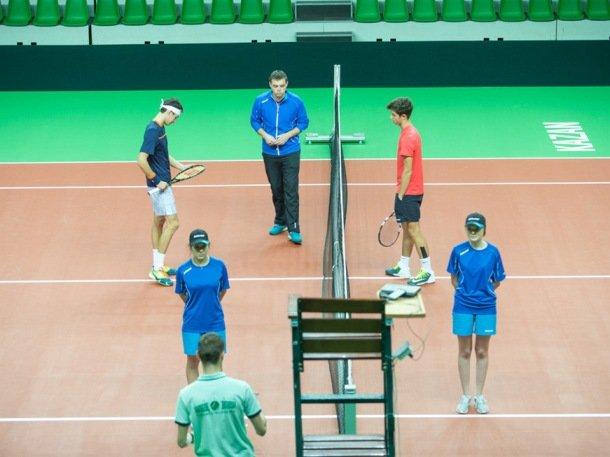 Казань примет «Кубок мира и добра» по теннису