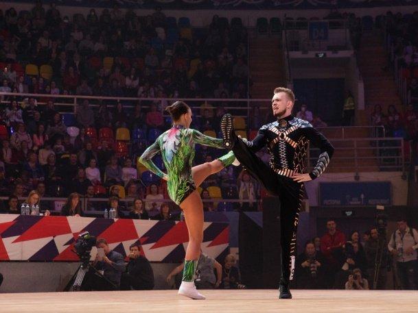 Казань примет соревнования по акробатическому рок-н-роллу