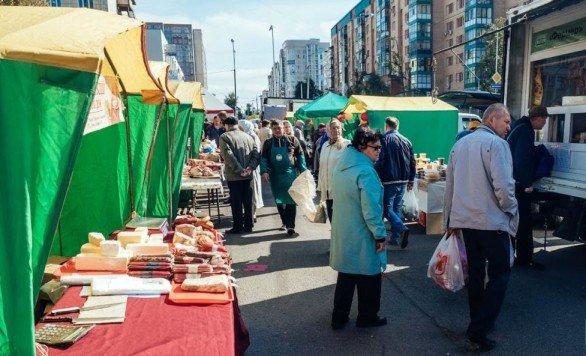Татарстанские фермеры за 6 ярмарок продали продуктов на 393 млн руб.