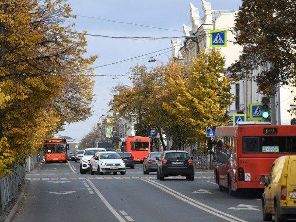 В Казани завершается подготовка автобусов к работе в осенне-зимний период