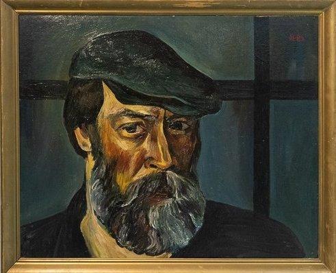 В Галерее современного искусства открылась выставка художника Г. Архиреева