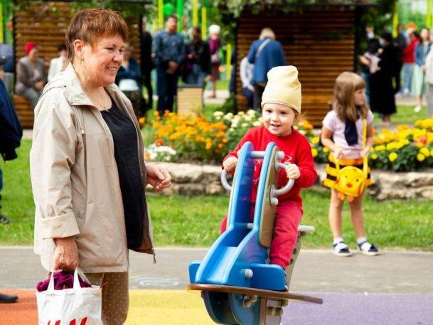 120 тыс. жителей Казани получили обновленные дворовые территории