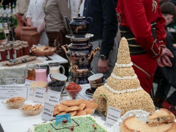 Фестиваль локальных продуктов «АШ Fest» пройдет в Старо-Татарской слободе
