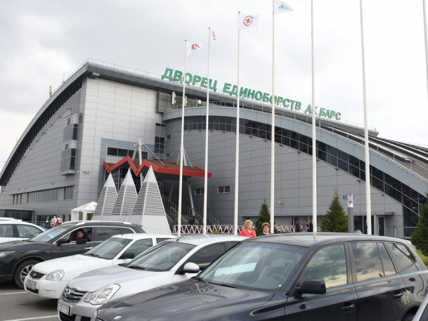 Казань примет турнир по греко-римской борьбе