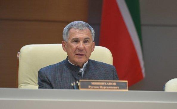Минниханов рассказал о тотальных ограничениях в РТ