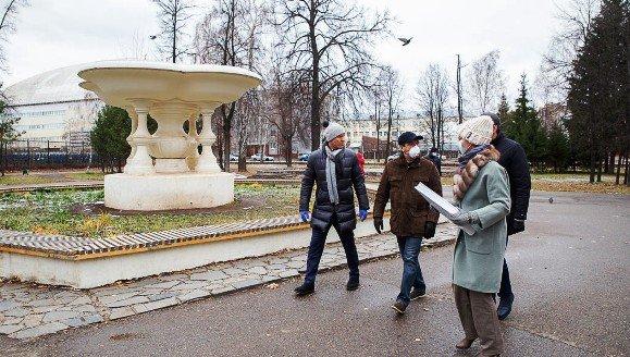 Казанский Сад рыбака планируют благоустроить в ретростиле