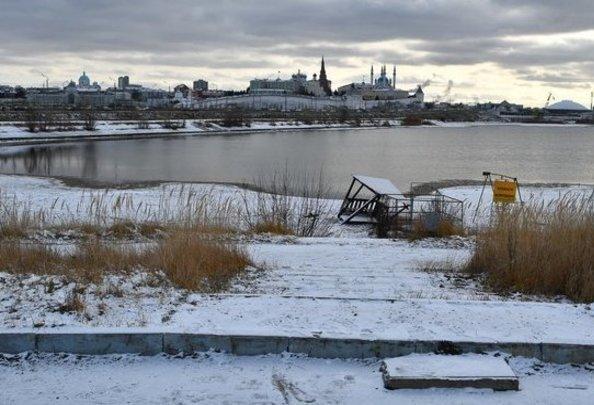 На набережной Казанки в 2021 г. начнут создавать парк «Манзара»