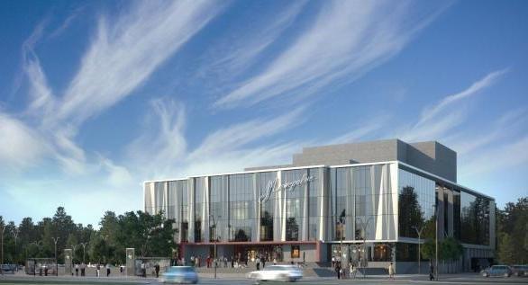 Проект  здания театра «Мастеровые» занял 2-е место в конкурсе национального объединения изыскателей