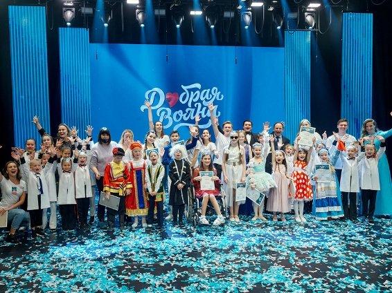 В Казани наградили победителей отборочного тура фестиваля «Добрая волна»