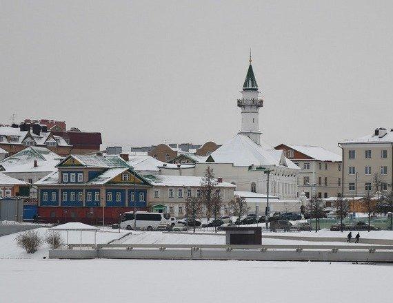 Мэру Казани представили мастер-план развития Старо-Татарской слободы
