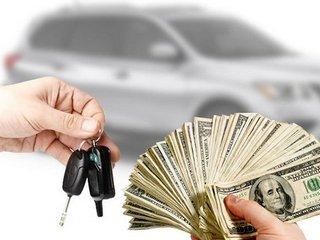 Деньги за несколько минут под залог автомобиля в Казани