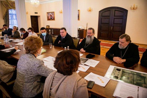 Глава Татарстанской митрополии провел совещание, посвященное воссозданию Казанского собора