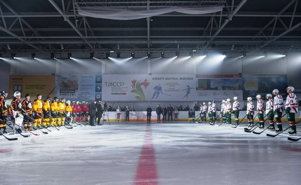 В Татарстане открыли 5 новых спортобъектов