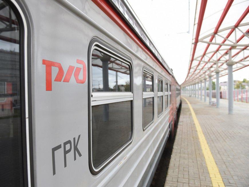 В новогодние праздники между Казанью и Москвой будут курсировать дополнительные поезда