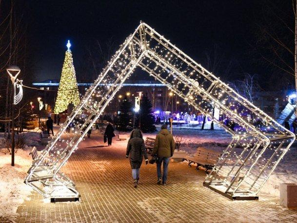 Казанские парки продолжают радовать горожан