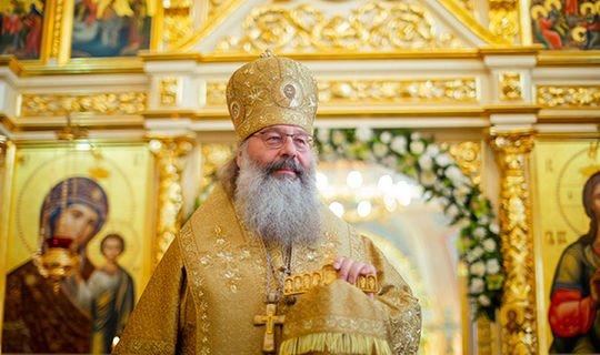 Митрополит Кирилл в честь Рождества Христова отслужит в Никольском соборе Казани
