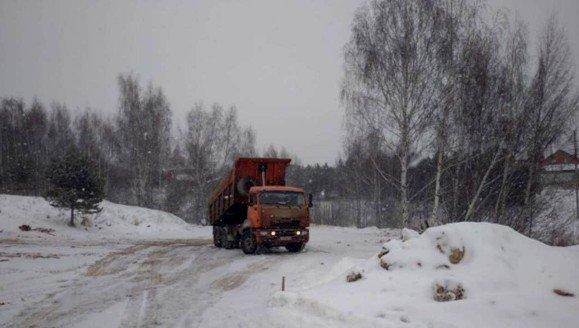 Татарстанские экологи усилили надзор за незаконными снежными свалками