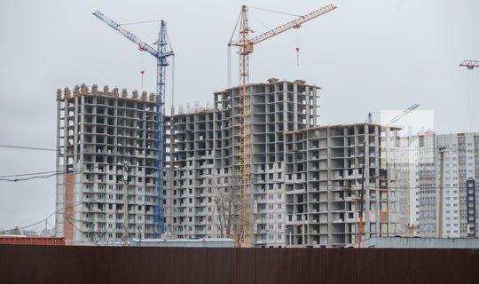 В 2021 г. в Татарстане планируют построить более 2,6 млн кв. м жилья