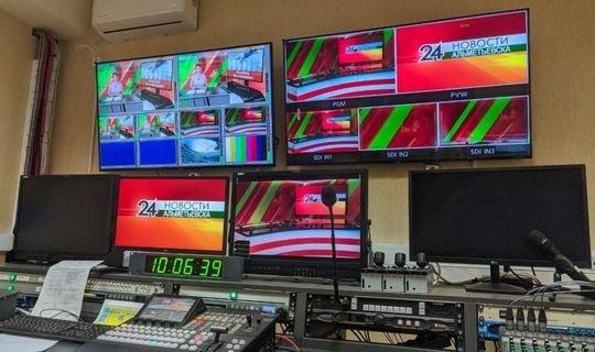 В Альметьевске объявили кастинг ведущих для нового телеканала «ЮВТ-24»