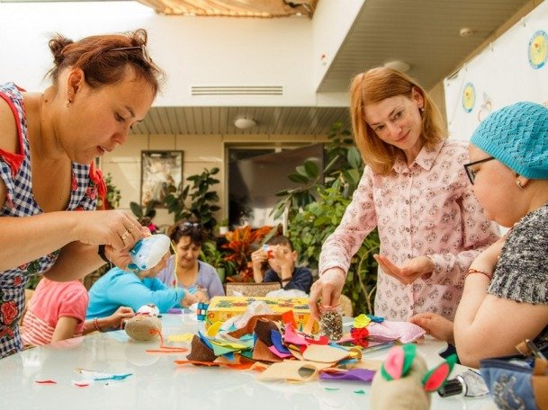 В Казанском хосписе  возобновится работа волонтеров