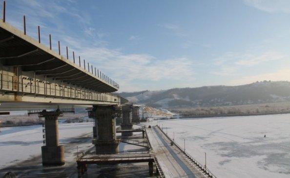 Пустить движение по мосту через р. Свияга на М7 в Татарстане планируют осенью