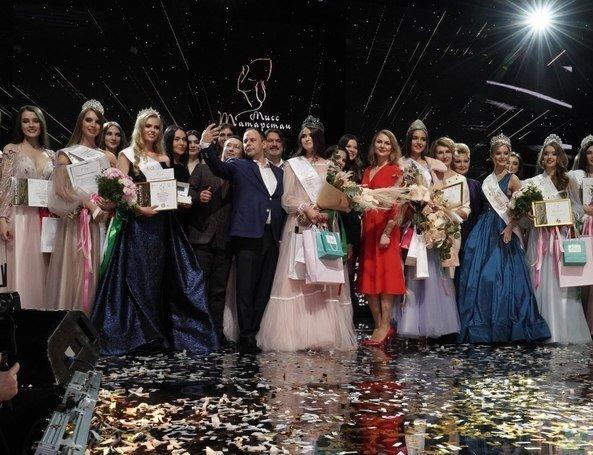 В Казани выбрали «Мисс Татарстан-2021»