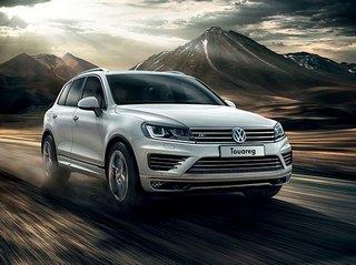 Volkswagen Touareg с пробегом – стильный и комфортный кроссовер по выгодной цене