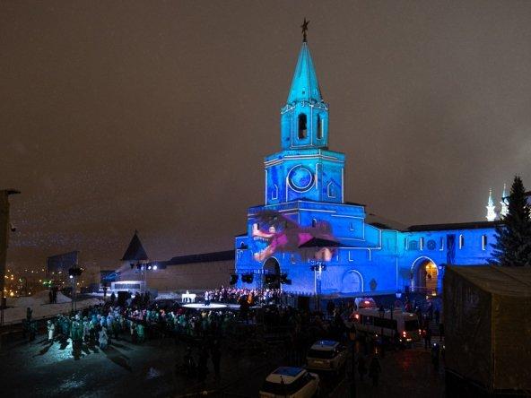 Визуальный образ Всемирных зимних игр Специальной Олимпиады представили в Казани