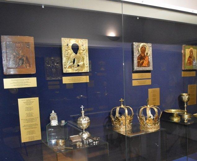 В Нацмузее Республики Татарстан откроется «Православная ризница»