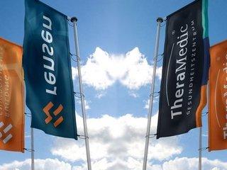 Флаг – отличное решение для рекламы своей компании!