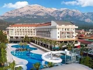 Как недорого отдохнуть в DoubleTree by Hilton Antalya-Kemer: советы бывалых