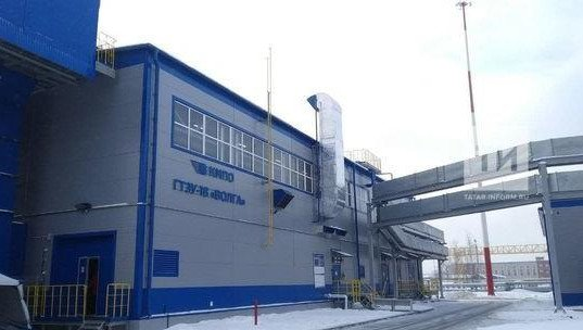 Работники КМПО презентовали Минниханову газотурбинную установку «Волга»