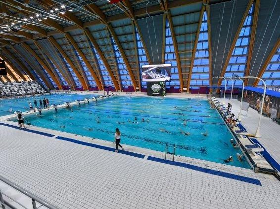 Первый в мире крытый центр развития водных видов спорта для хай-дайвинга появится в Казани