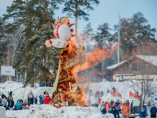 Где празднуют Масленицу в Казани?