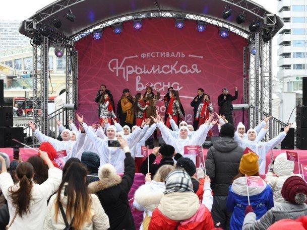 Фестиваль «Крымская весна» прошел в Казани