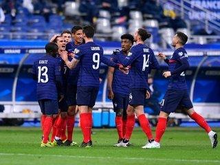 Казахстан — Франция: прогноз и ставка на матч отбора ЧМ-2022 (28.03.2021)