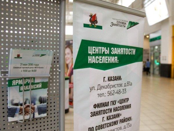 Безработные казанцы могут бесплатно обучиться востребованным профессиям