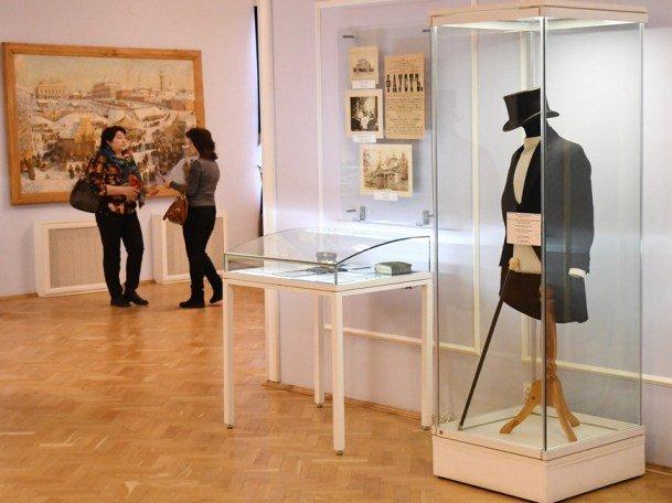 Казанской публике представили гардероб Федора Шаляпина