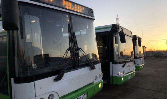 Н. Магдеев анонсировал отказ Челнов от микроавтобусов