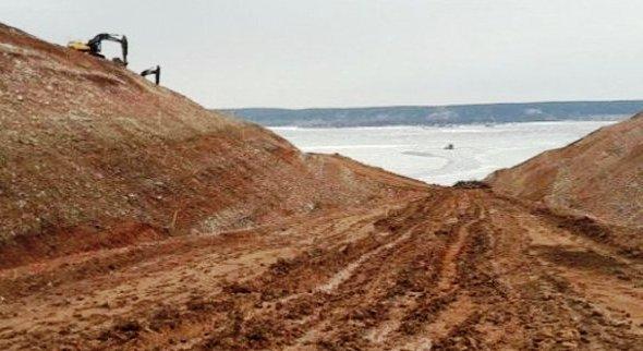 В Татарстане началась подготовка к строительству моста через Свиягу на М12