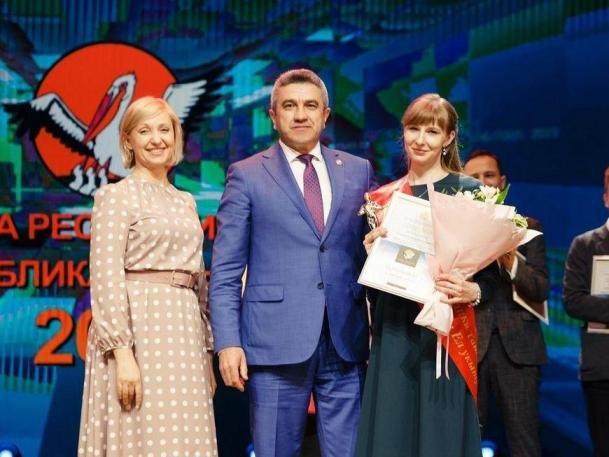 Казанский педагог М. Голованова стала учителем года РТ