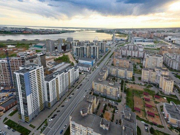 На перекрестке ул. Сибгата Хакима и Меридианная в Казани появится умная опора