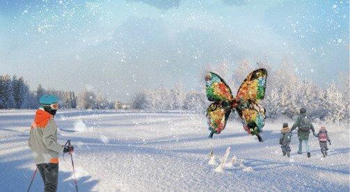В Горкинско-Ометьевском лесу появится арт-объект из мусора