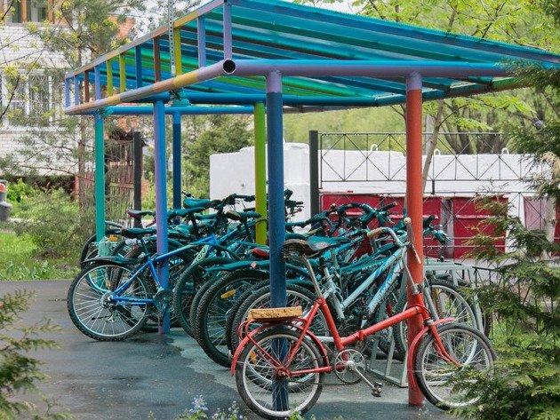 В Казани проходит благотворительная акция по сбору старых велосипедов