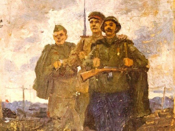 В казанской галереe Дом Art откроется выставка «Бессмертный полк»