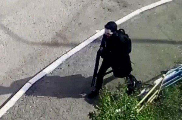 Генерал ФСБ объяснил, почему прохожие не остановили казанского стрелка