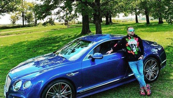 Папа Эрика Гафарова потребовал 6 млн руб. за проданный Bentley